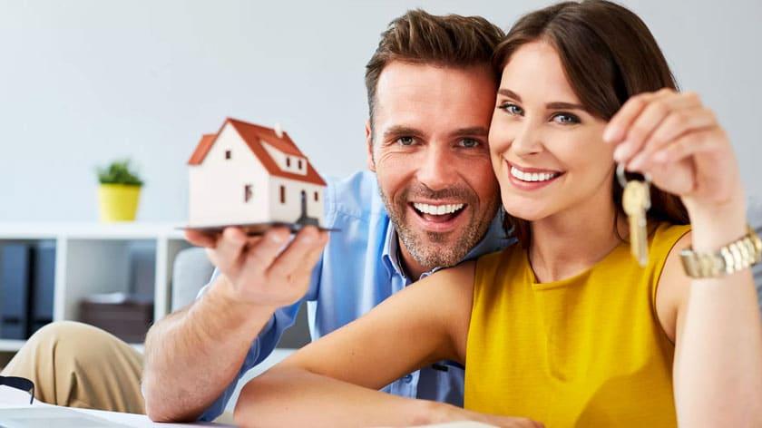 Emlak Satış Sonrası Mutlu Müşteri